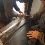 rénovation d'une porte d'entrée par un expert en installation de porte d'entrée à valenciennes feignies maubeuge